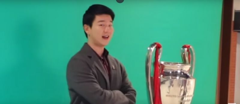 (Video) YouTube hero 'Korean Billy' takes the Anfield Tour