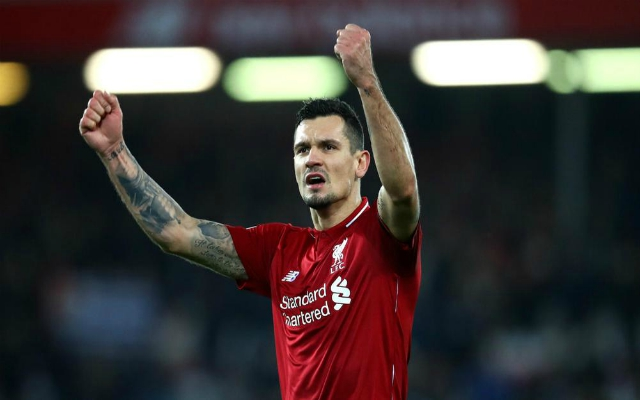 Liverpool predicted XI v. Man United – Lovren could start