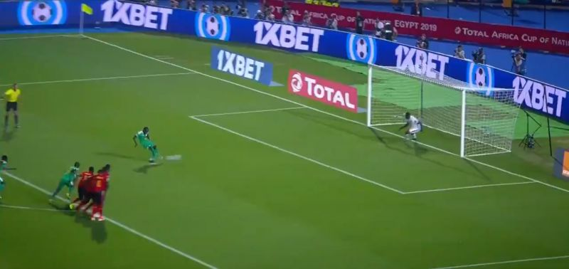 (Video) Mane denied brace for Senegal vs. Uganda at AFCON after poor penalty-kick