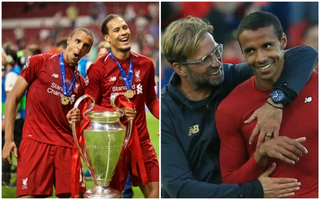 Revitalised Matip vows to win the Premier League for crucial reason