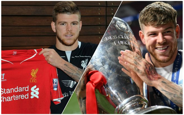 "Moreno bids farewell ""to entire Liverpool family"" as five-year stay ends"