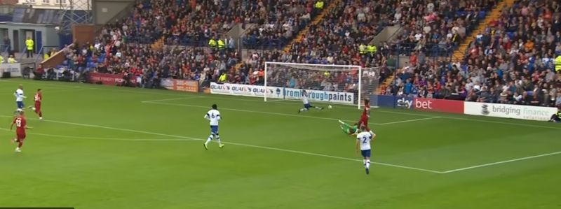 (Video) Watch all six goals as Liverpool thrash Tranmere Rovers in pre-season friendly