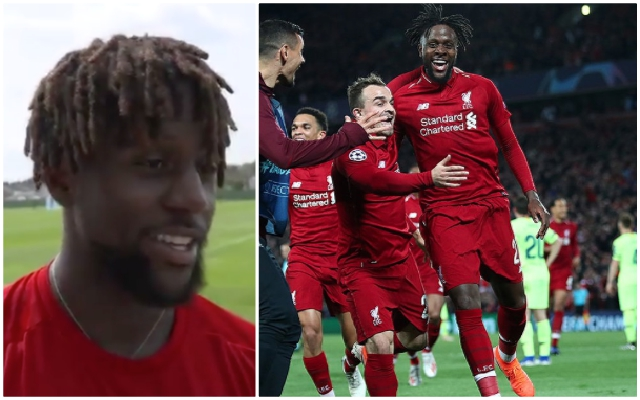 "CL hero Origi insists on trophy-chasing LFC career to ""win as much as possible"""