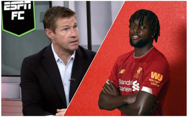 Pundit cynically claims Origi contract had ulterior motive behind it