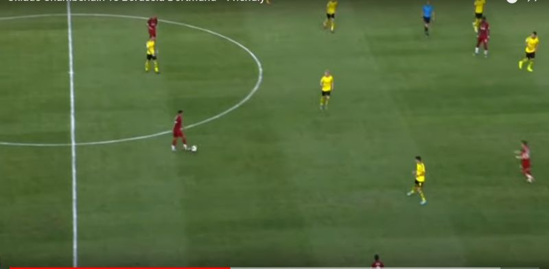 (Video) Oxlade-Chamberlain's highlights from Dortmund shows he'll be like a new signing