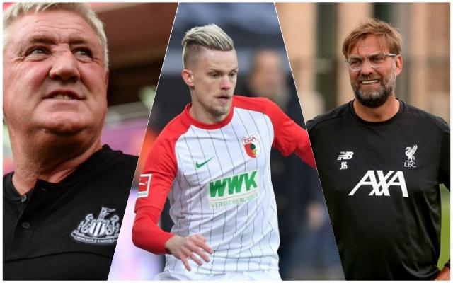 PL side reportedly rival Reds for £18m-rated Bundesliga left-back