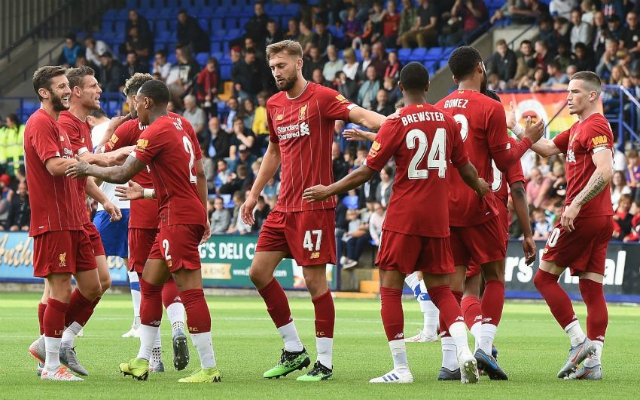 Reds announce 28-man squad for USA pre-season tour – young defenders in tow