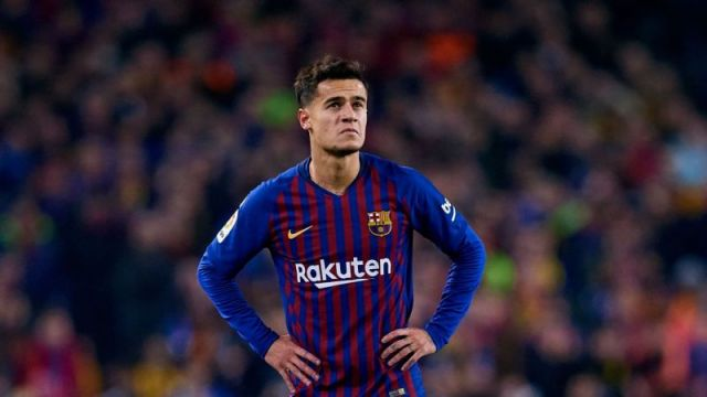 best service f0cf3 e03b9 Barca announce Griezmann shirt number; new element added to ...