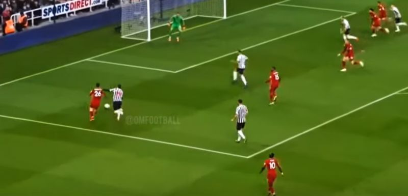 (Video) Compilation shows LFC full-back may be best crosser in world football