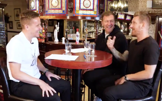 (Video) Robbo's ex-teammate recounts hilarious CL final story that shows Reds star hasn't changed