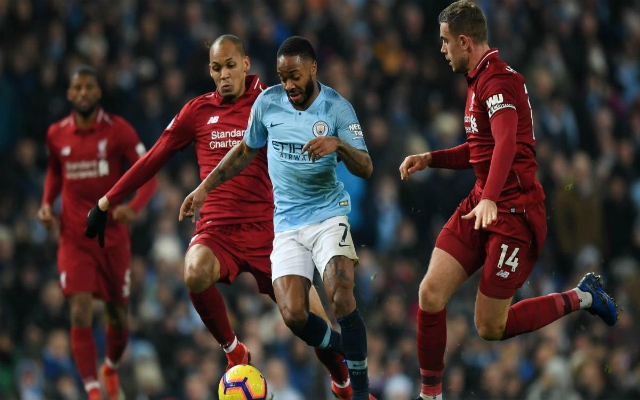 Manchester City's likely XI v Liverpool, with various injuries affecting Pep's side