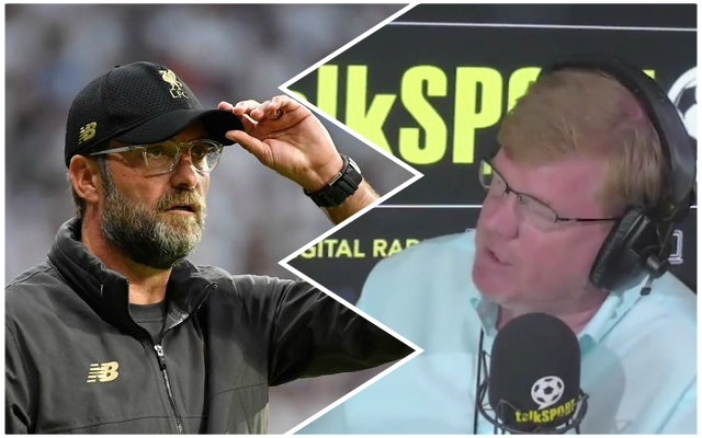 """Broadcaster makes infuriating jibes about the Reds in """"utterly dependent"""" claim"""