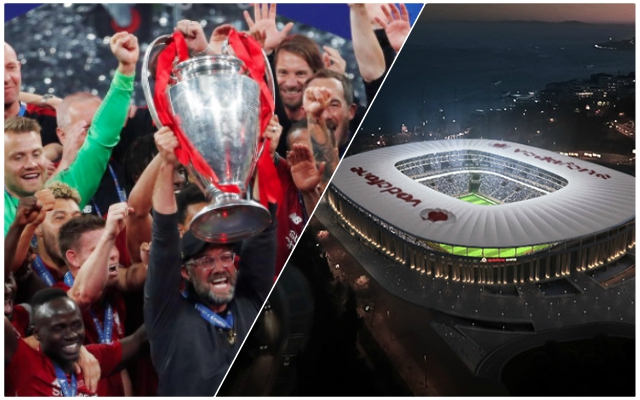 Ticket boost means Reds will heavily outnumber Chelsea in UEFA Super Cup