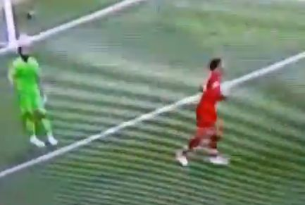 (Video) What van Dijk did in final minutes of UCL final is mega cool