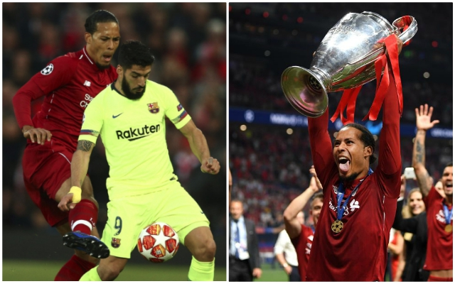 Van Dijk's agents give perfect response to reported Barcelona approach