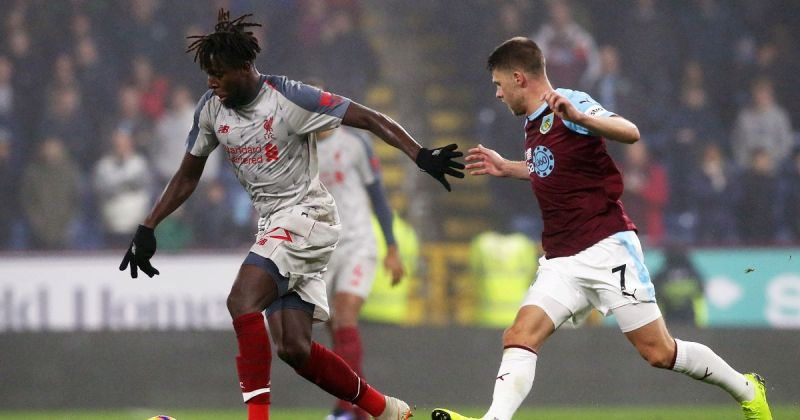 Reds pair look ahead to 'tough' Burnley test
