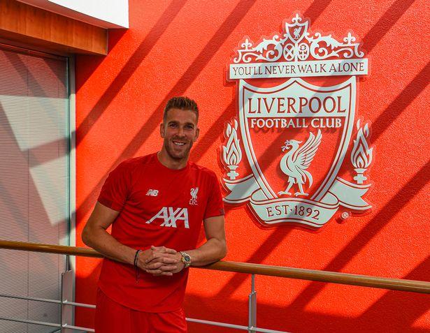 Jurgen Klopp hails Liverpool new-boy Adrian as 'perfect solution'