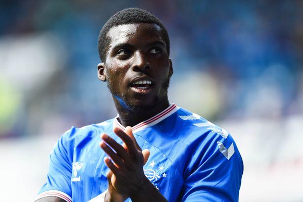 (Video) Sheyi Ojo on target in Rangers rout
