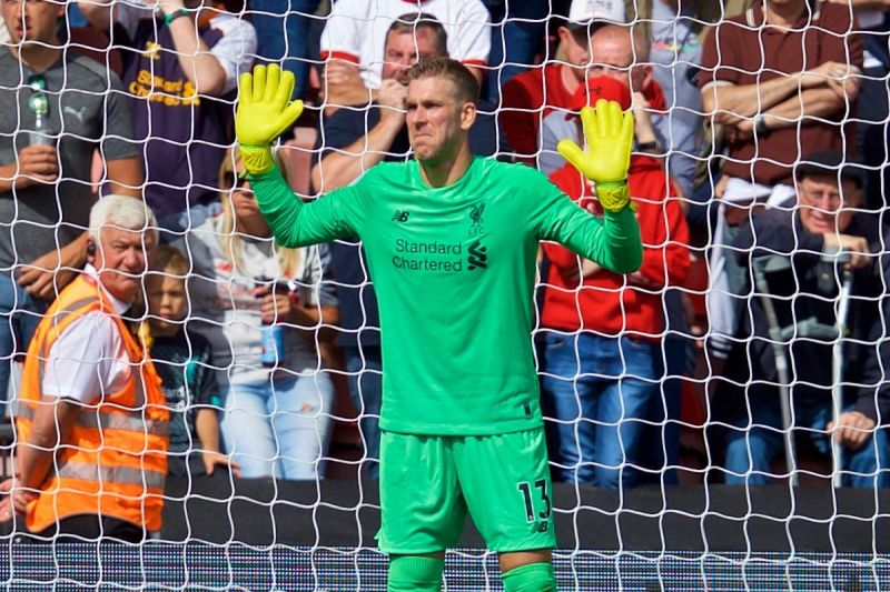 Klopp unfazed by Adrian error in Saints win