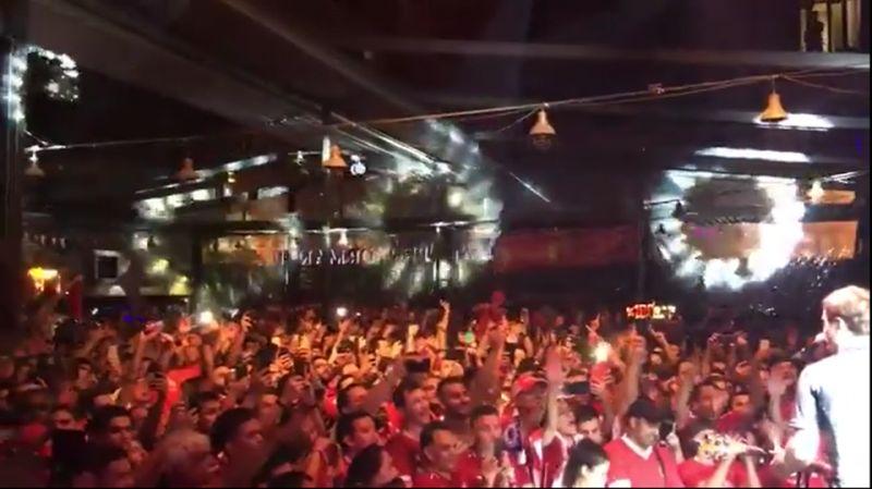 (Video) European fans show their love for LFC hero