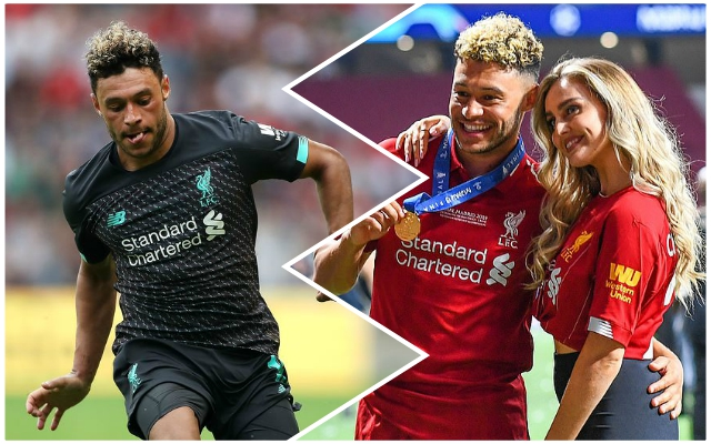 Reds fans will love Oxlade-Chamberlain's comments on LFC following his contract extension