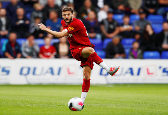 Liverpool are planning to sell Adam Lallana – report