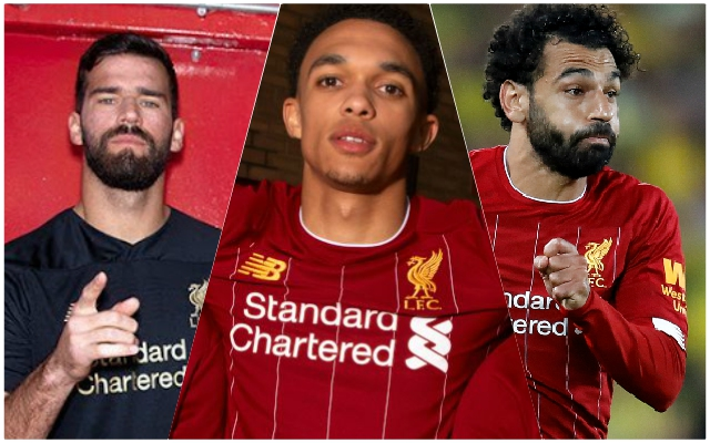 Statistics about LFC's new kit make incredible reading – while the comparison to Everton is hilarious