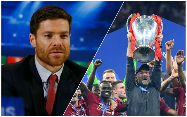 Xabi Alonso gives Premier League title verdict and picks surprise 'key figure' in making the Reds click