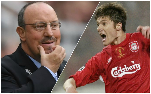 Rafa Benitez names the three best players he's signed during his career – and they're all Reds men