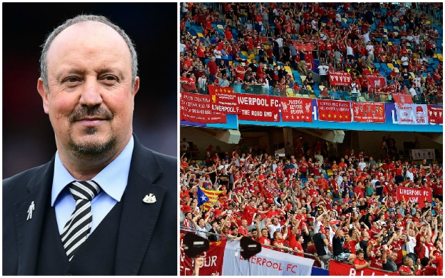 Rafa Benitez outlines two Reds men who were underappreciated during his time at Anfield – with one shock