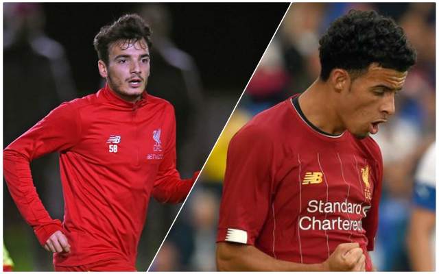 (Video) Pedro Chirivella provides sumptuous through-ball for Curtis Jones to give U23s the lead at Southampton