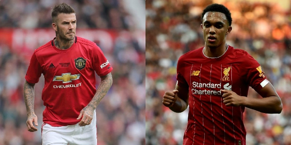 Danny Murphy compares Liverpool's Trent Alexander-Arnold to David Beckham