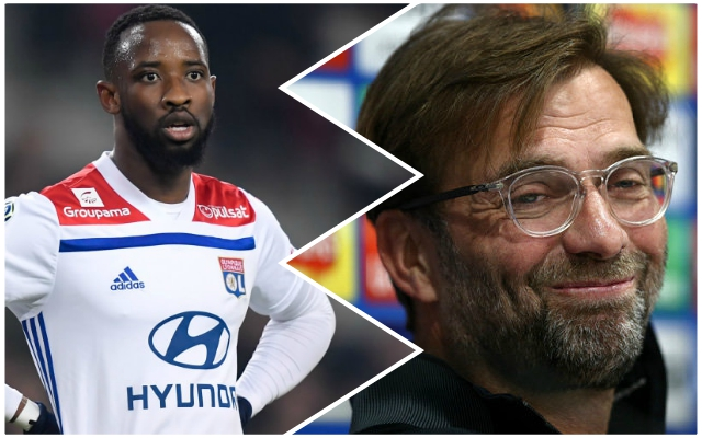Reds reportedly 'made an enquiry' for Moussa Dembele earlier this summer
