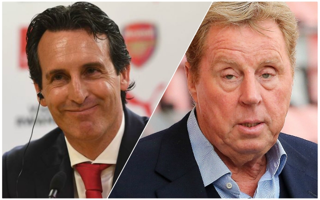 Harry Redknapp makes bizarre prediction involving the Reds about Arsenal's Premier League points total