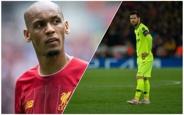 Fabinho outlines the feeling inside Melwood with the Reds set to find out Champions League opponents