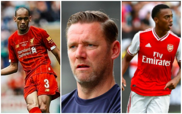 Kevin Nolan's Combined Arsenal/Liverpool XI is genuinely barbaric