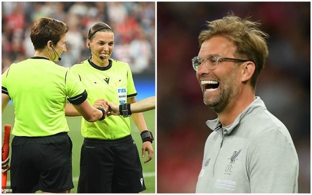 Jurgen Klopp has a very surprising opinion on the UEFA Super Cup referees
