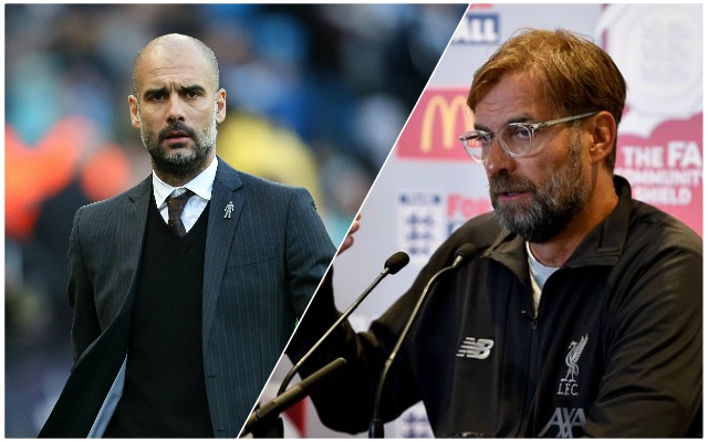 Pep Guardiola admits he's 'bothered' by Jurgen Klopp's press conference comments