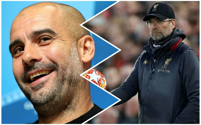 Jurgen Klopp outlines the two reasons that Manchester City are Premier League title favourites