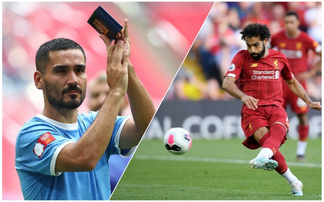 Gundogan admits City are watching Liverpool and hating our wins