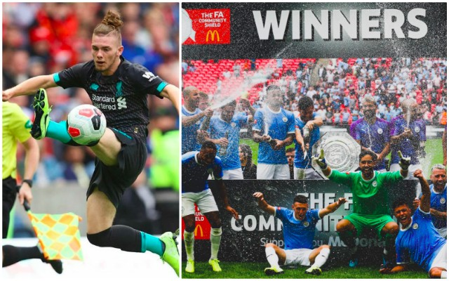 Harvey Elliott scoffs at City's 'McDonald's Trophy' & shouts out LFC's 6 CL wins