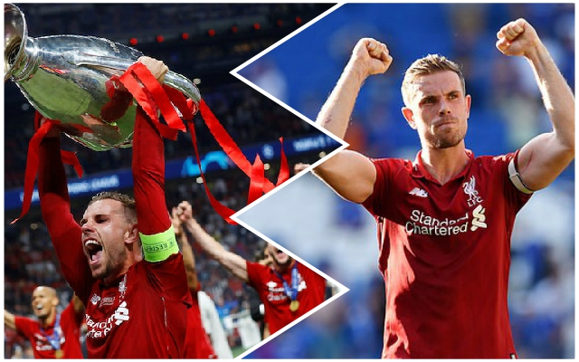 'Dream big': Jordan Henderson sends out strong message ahead of the new campaign