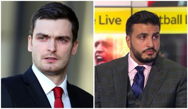 Saif Rubie thinks paedophile Adam Johnson should be free from prison