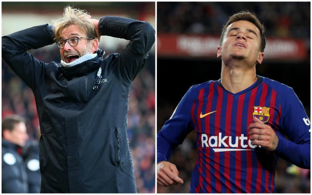 Arsenal reportedly set to hold Philippe Coutinho talks tomorrow – and the Reds should be all over it