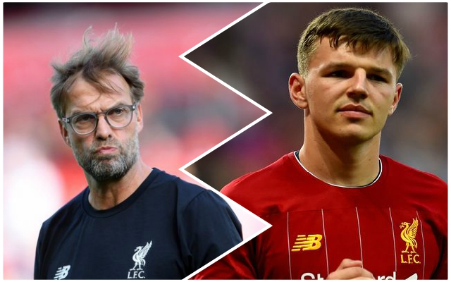 What Jurgen Klopp told the Reds youngsters during the summer amidst Bobby Duncan accusations