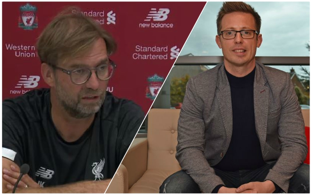 Jurgen Klopp makes an excellent point about the transfer window that no one seems to be saying