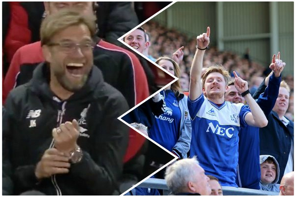 One Everton fan's incredible theory about why the Reds are so good is the best thing you'll read this summer