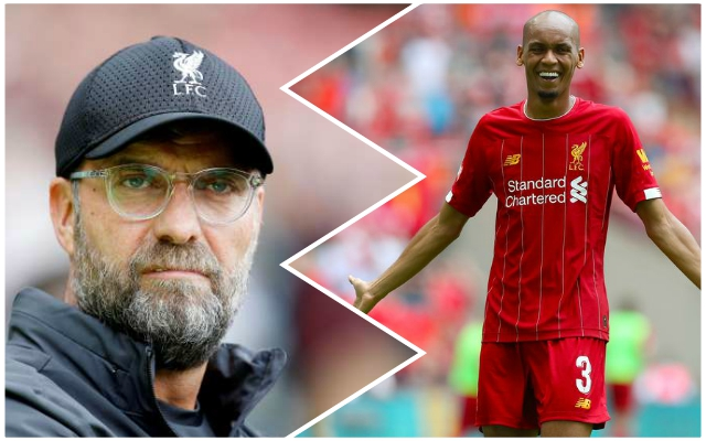 Fabinho returns and Trent starts: How the Reds should line up against Arsenal