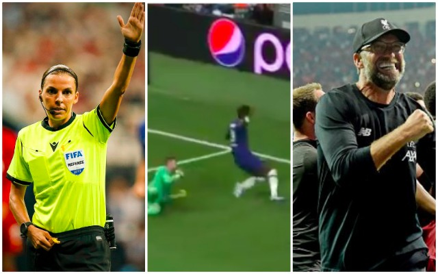 Klopp explains conversation with referee after VAR controversy