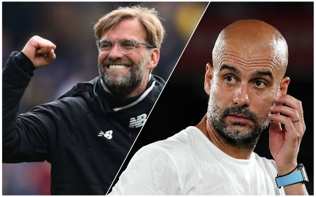 The impressive record the Reds can break against Pep Guardiola and Manchester City on Sunday